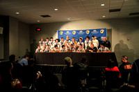 CIF NORCAL STATE CHAMPS (PRESS CONF., POST LOCKER, EXIT ARENA)